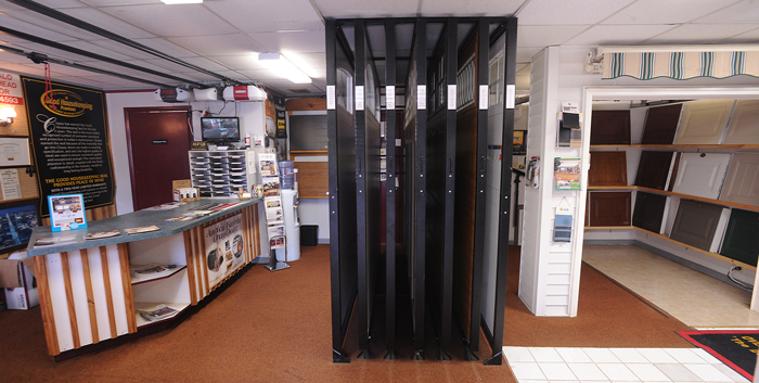Buffalo Overhead Door - Showroom01