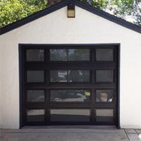 Aspen, AP200 VersaVue, Raynor Garage Doors, Commercial, Steel