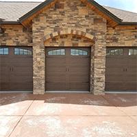 Aspen, AP200LV, LuxeVue, Raynor Garage Doors, Commercial