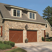Eden Coast, Raynor Garage Doors, Commercial, Carriage Doors