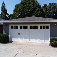 RockCreeke, Raynor Garage Doors, Commercial, Carriage Doors
